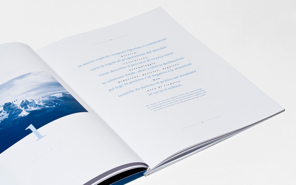 Bianchi 1770 Group Rebranding - Guidelines Manual Spread 1
