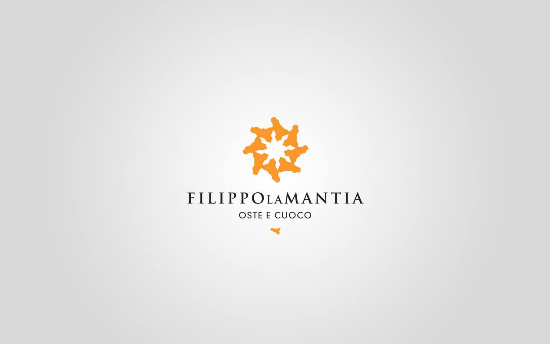 Filippo La Mantia Logo