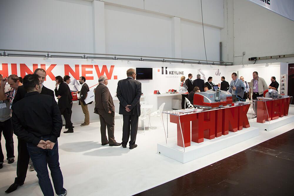 Keyline Exhibition Environment Design 2