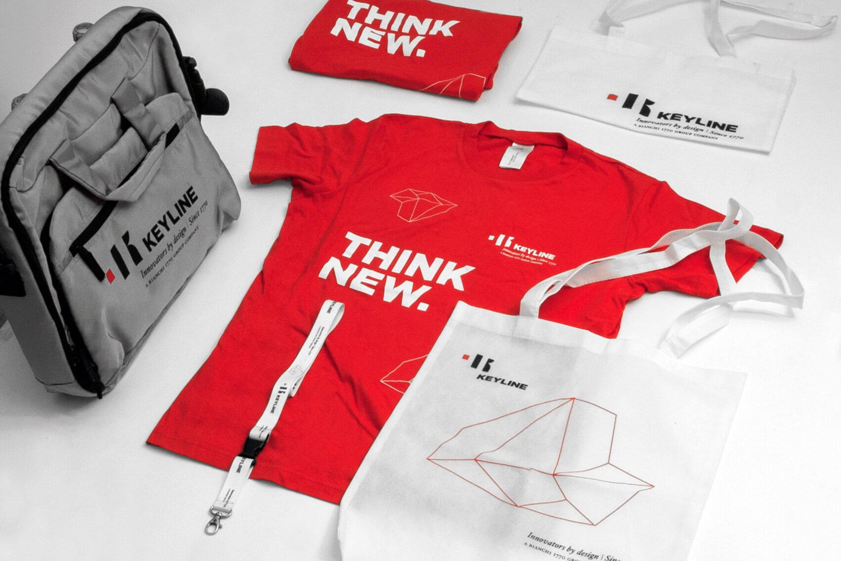 Keyline Merchandising Items