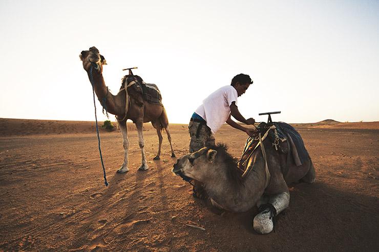 Morocco Roadtrip Thumbnail