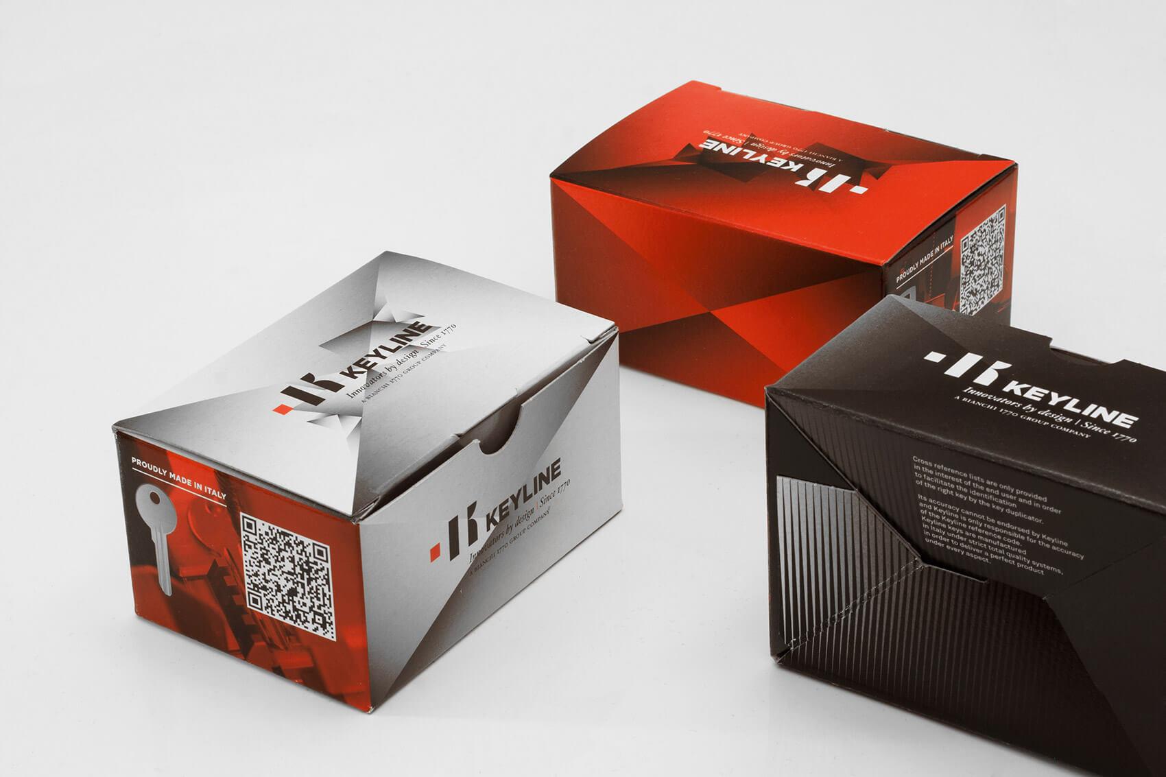Keyline Packaging Items