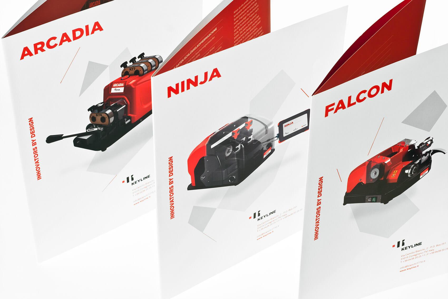Keyline Product Brochures 2