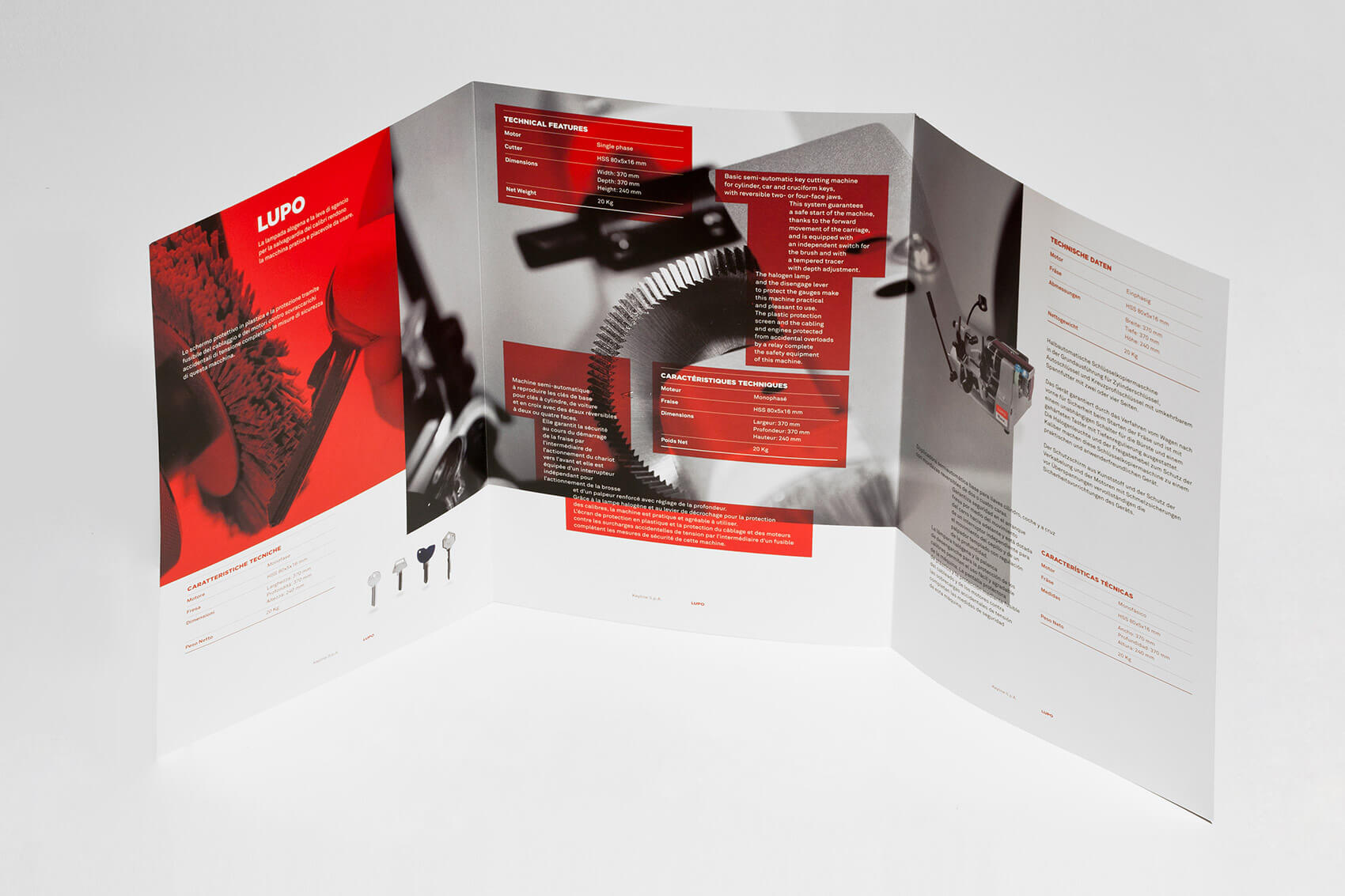 Keyline Product Brochures 3