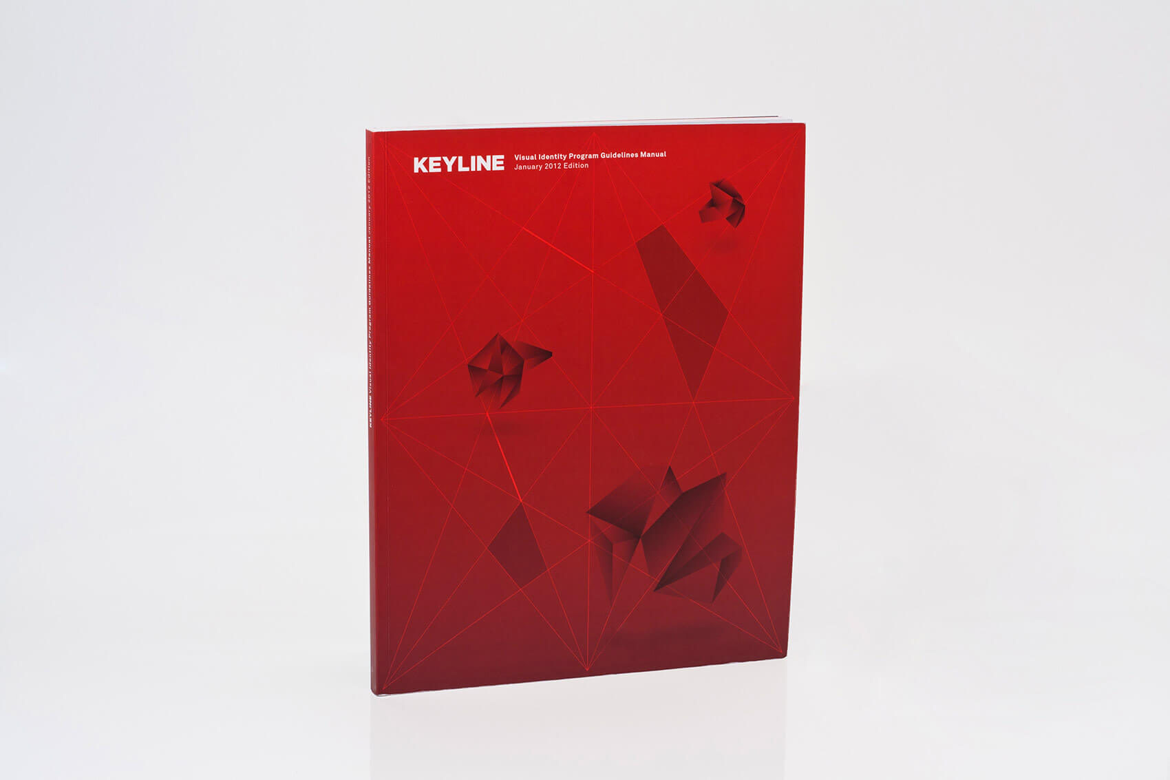 Keyline Corporate Guidelines Manual Cover