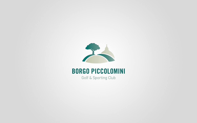 Borgo Piccolomini Logo