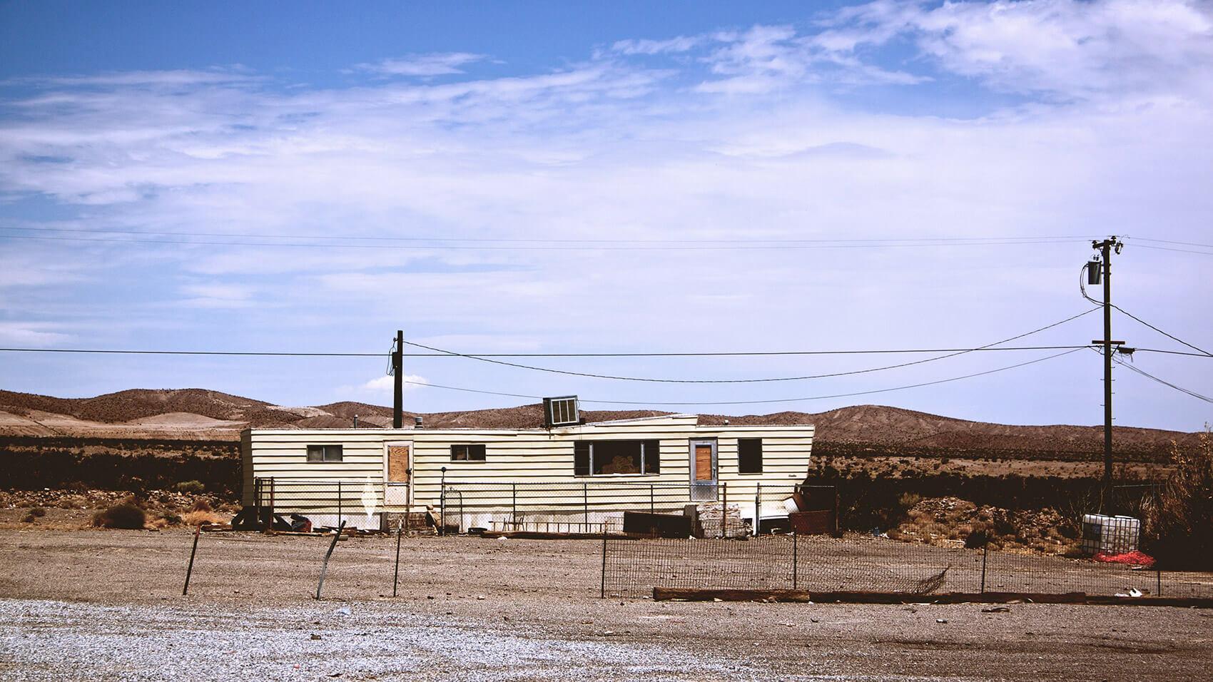 Life in the Arizona desert
