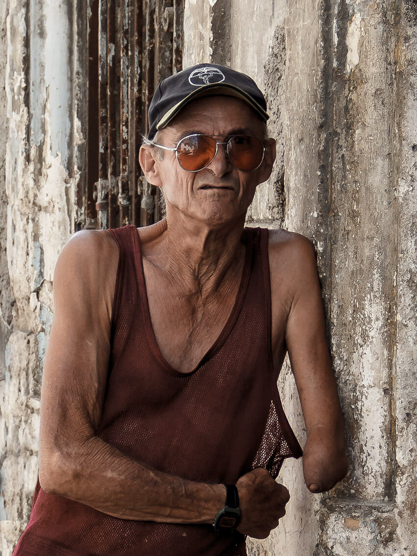 Havana old Guy