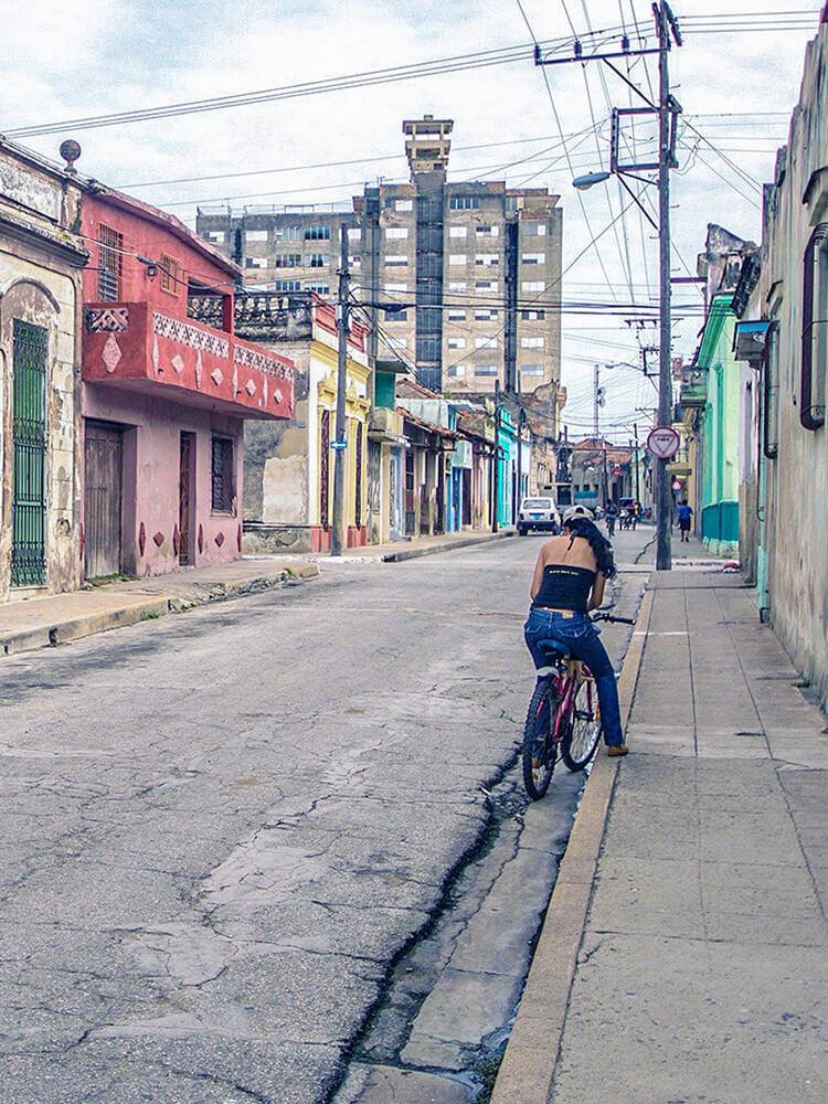 Girl in Camagüey
