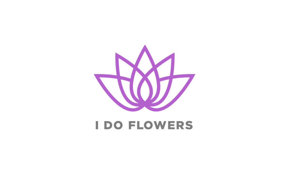I Do Flowers Logo 2
