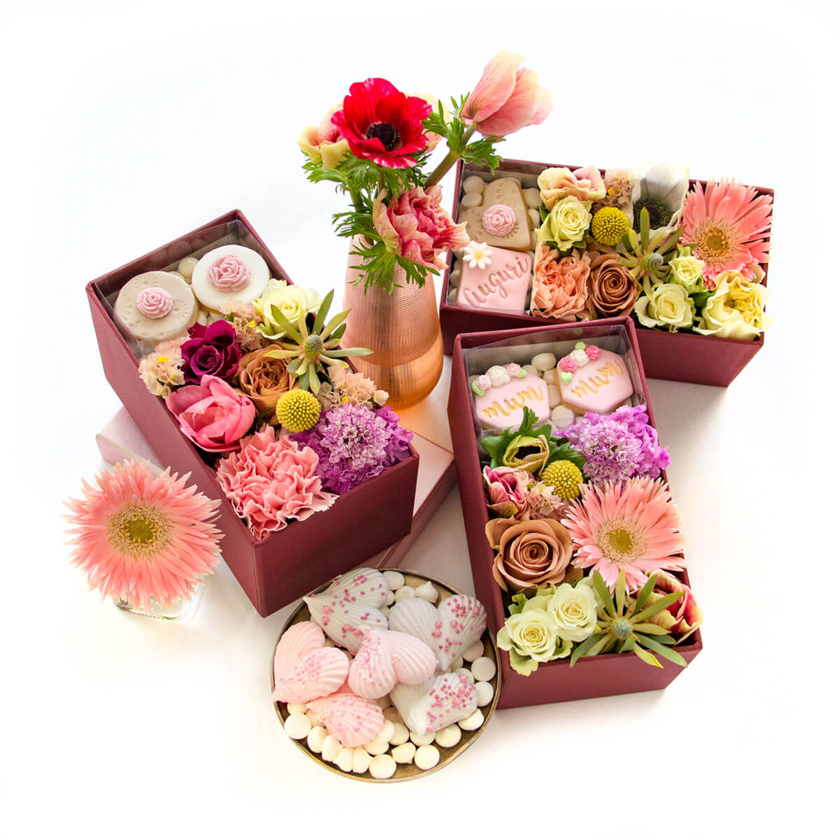 Scatola Mamma Midi 2 - I Do Flowers